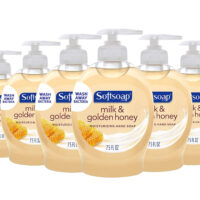Softsoap Liquid Hand Soap 6-Pack Only $5.59 Shipped at Amazon!