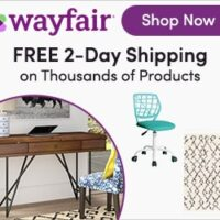 Get 10% Off at Wayfair! Save Up to 70% on Furniture and Decor!
