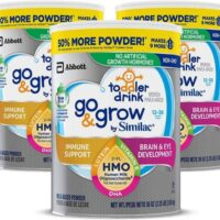 Save 63% Off Similac Go & Grow Canisters On Amazon! Just $12.95 Each!