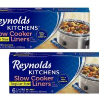 Reynolds Slow Cooker Liners Only $2.83 Shipped at Amazon!