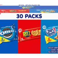 Nabisco Cookies & Crackers 30-Pack Only $6.37 Shipped at Amazon!