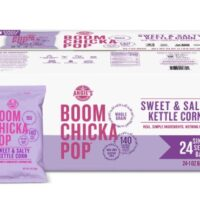 BOOMCHICKAPOP Sweet & Salty Kettle Corn 24-Pack Only $10.98 Shipped at Amazon!