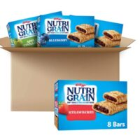 Nutri-Grain Soft Baked Breakfast Bars 32-Count Only $13.29 Shipped at Amazon!