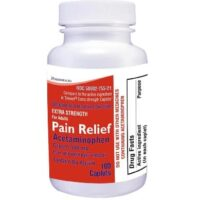 Adult Pain Relief Acetaminophen Caplets Only $1.41 Each at Walgreens!