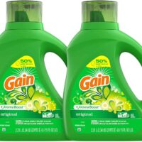 Gain Liquid Laundry Detergent 2-Pack Only $9.25 Shipped at Amazon!