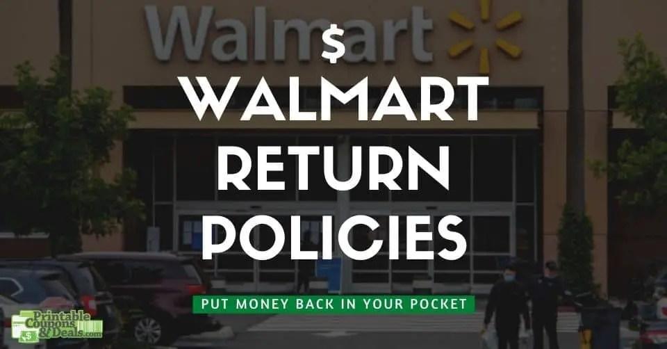 A walmart where you can return items