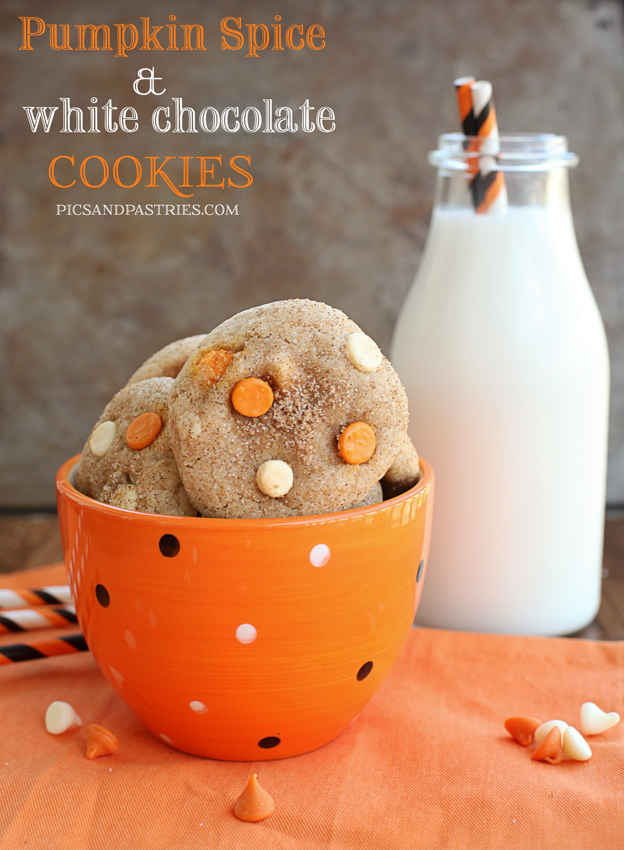 Pumpkin Spice and White Chocolate #FridayFinds