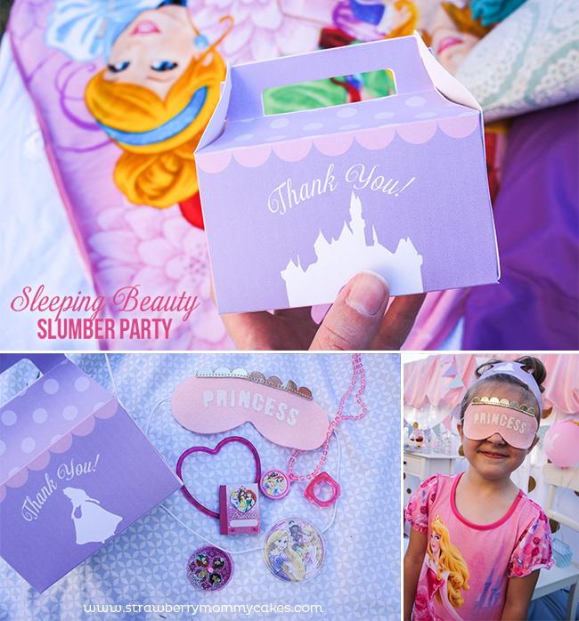 Sleeping Beauty Slumber Party #DisneyBeauties #shop