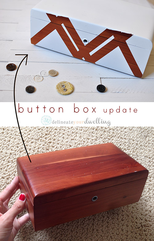 Button Box #FridayFinds