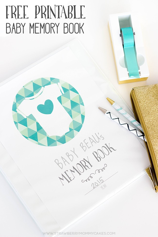 It's just an image of Memory Book Printable pertaining to preschool