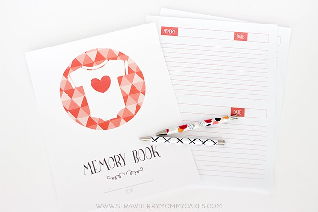 Keep those memories in one place with these free printables!