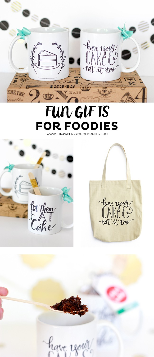 Fun Gifts for Foodies and Kids
