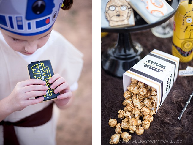How to Throw the BEST Star Wars Party EVER! Get some great tips to throw a great party for The Force Awakens release.