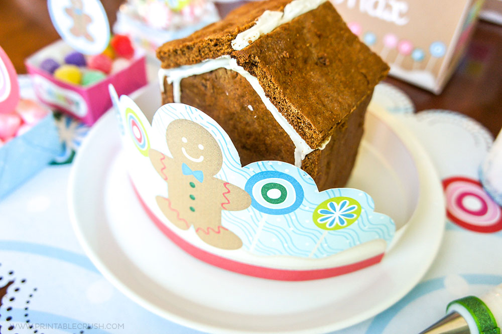 Gingerbread house party Ideas!