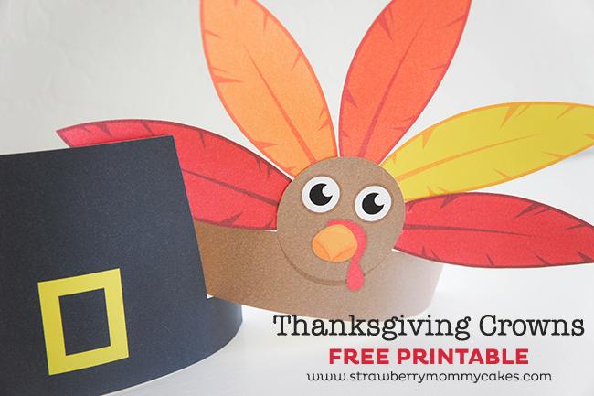 Cricut Thanksgiving Turkey Projects