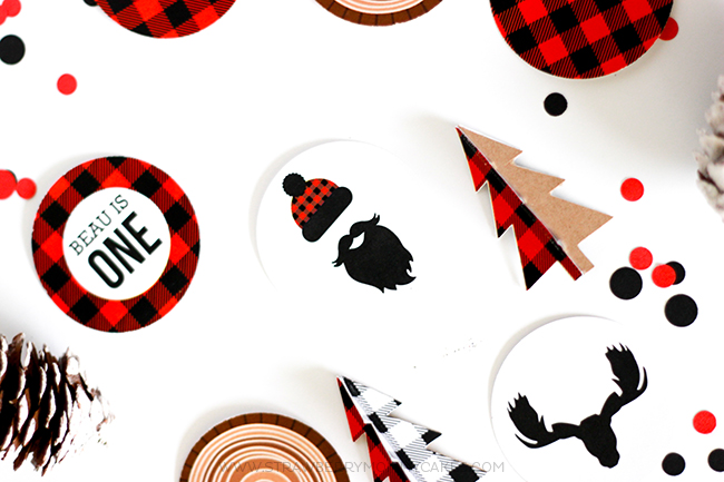 FREE Printable Birthday Invitations PLUS Lumberjack