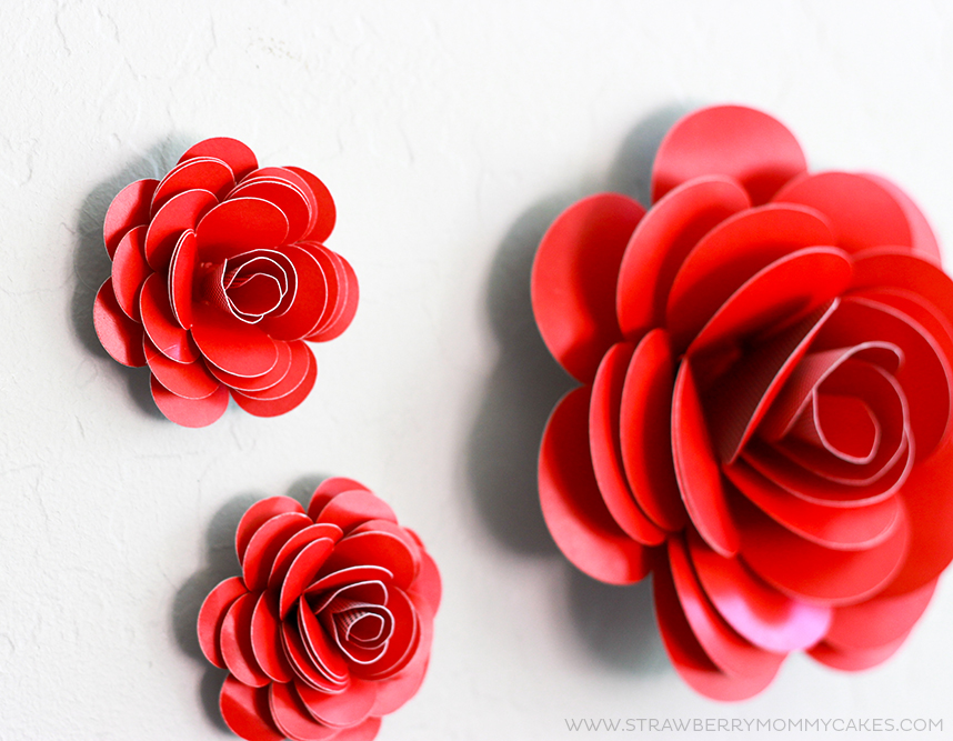 How to make a paper rose easy to follow video tutorial mightylinksfo