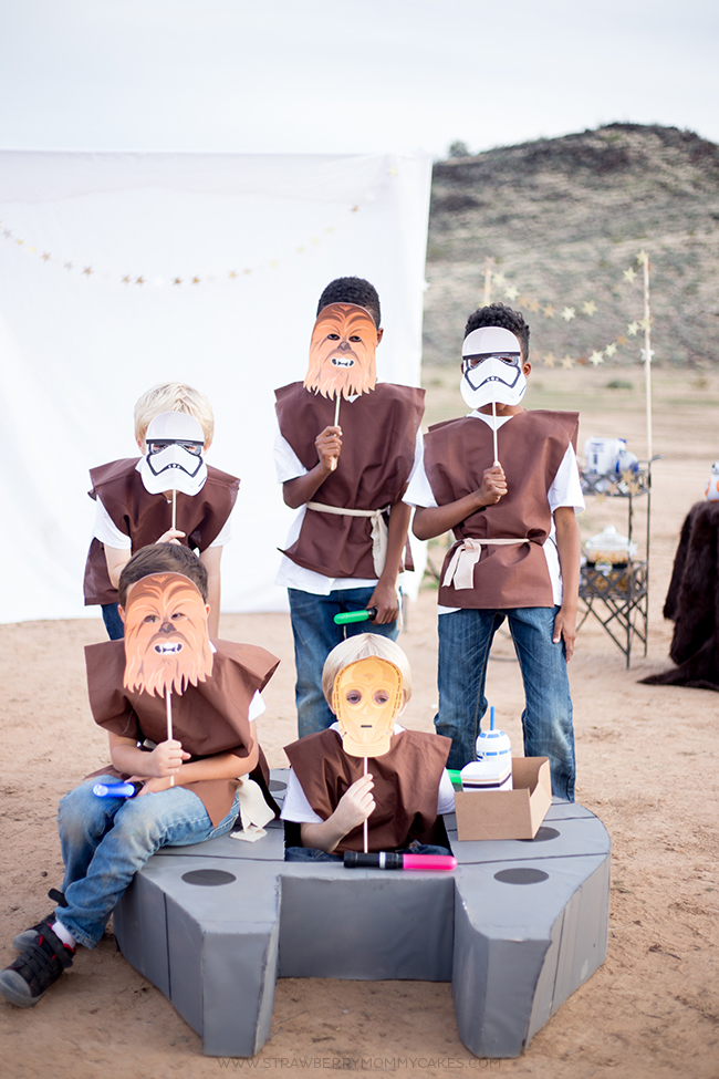 The Force Awakens Birthday Party_-87