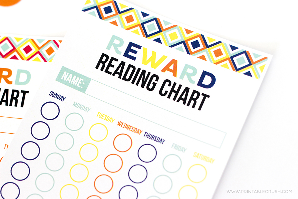 graphic regarding Free Printable Sticker Chart known as Free of charge Printable Gain Looking at Chart - Printable Crush