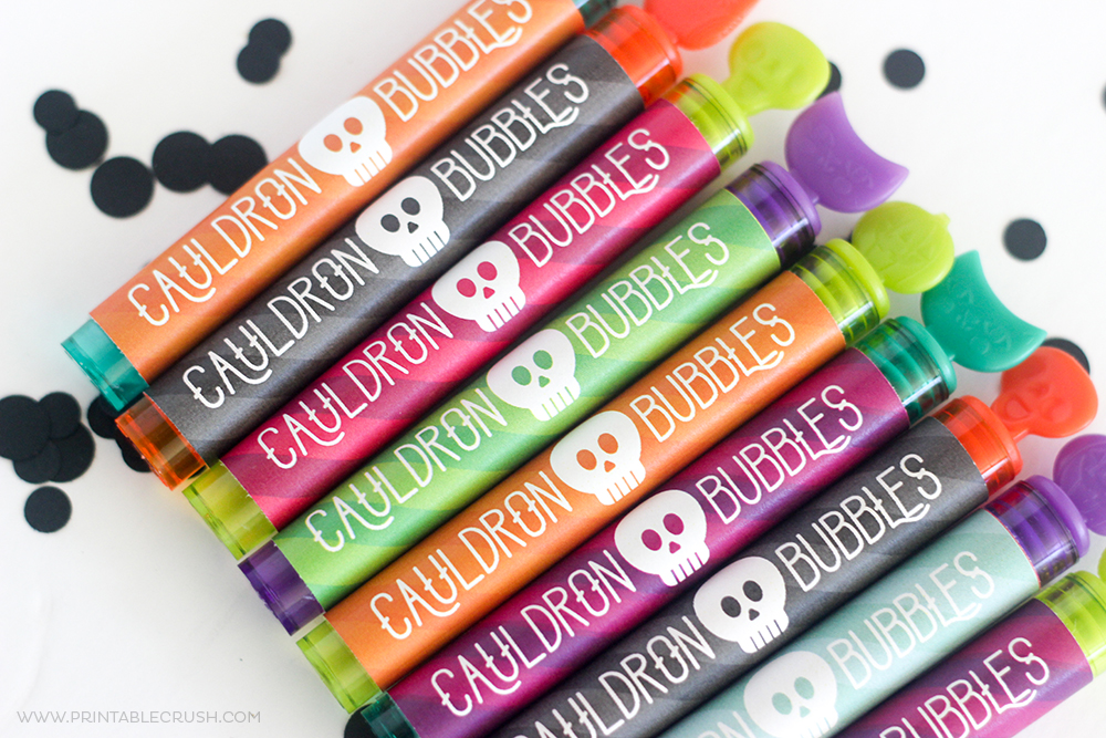 picture about Printable Bubbles known as Totally free Halloween Printable Bubble Present Concept - Printable Crush