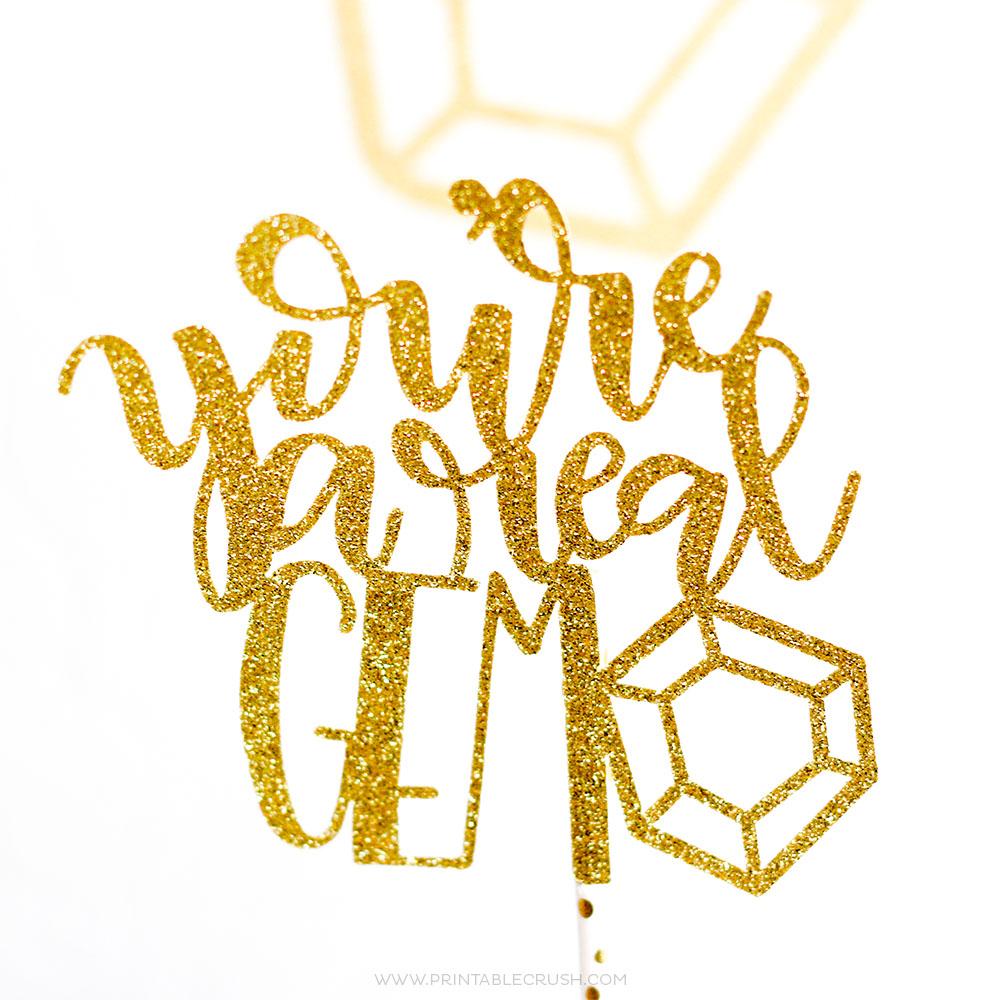 Gold gem quotes