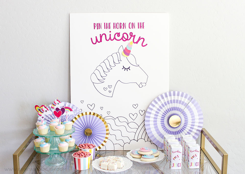 Unicorn Party Supplies - Throw a Budget Friendly Unicorn Party