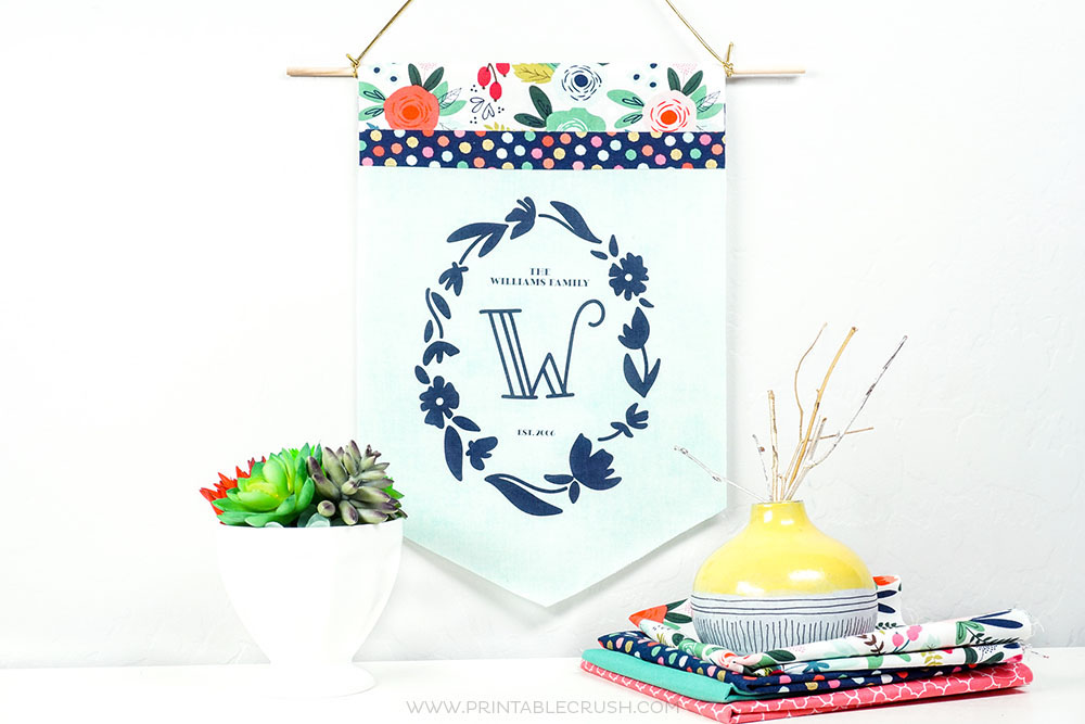 Learn To Print On Fabric With Terial Magic Printable Crush