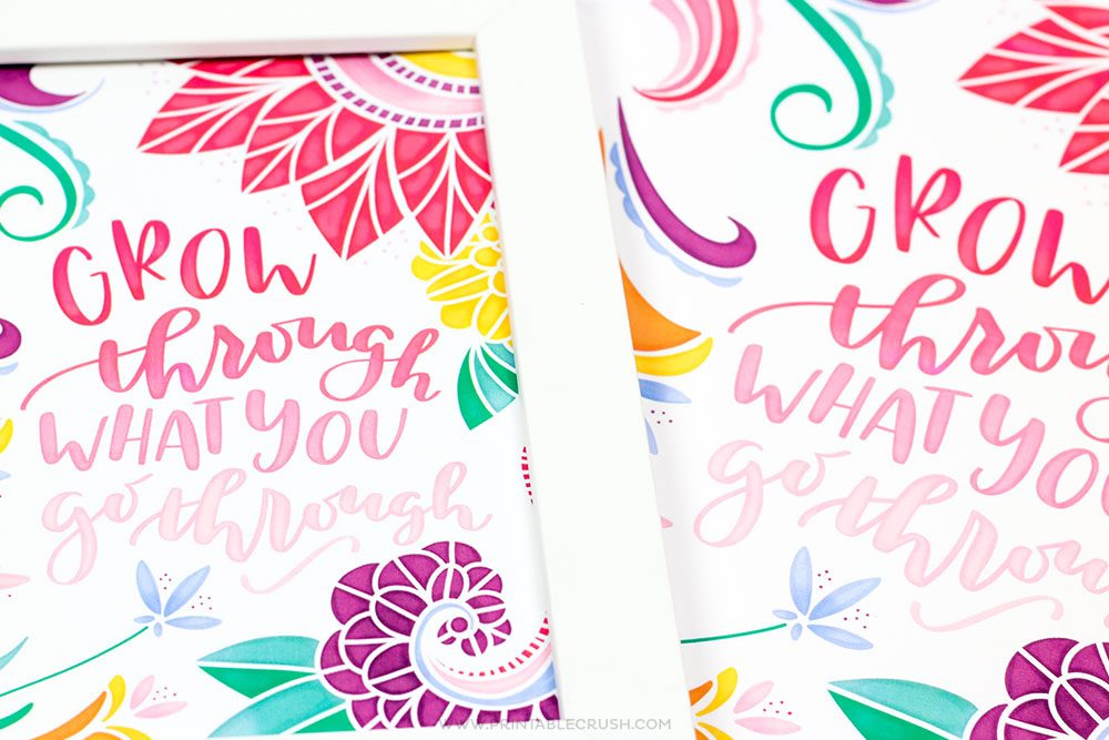 Free Printables for Home decor, plus over 100 free printables for nearly every occasion!