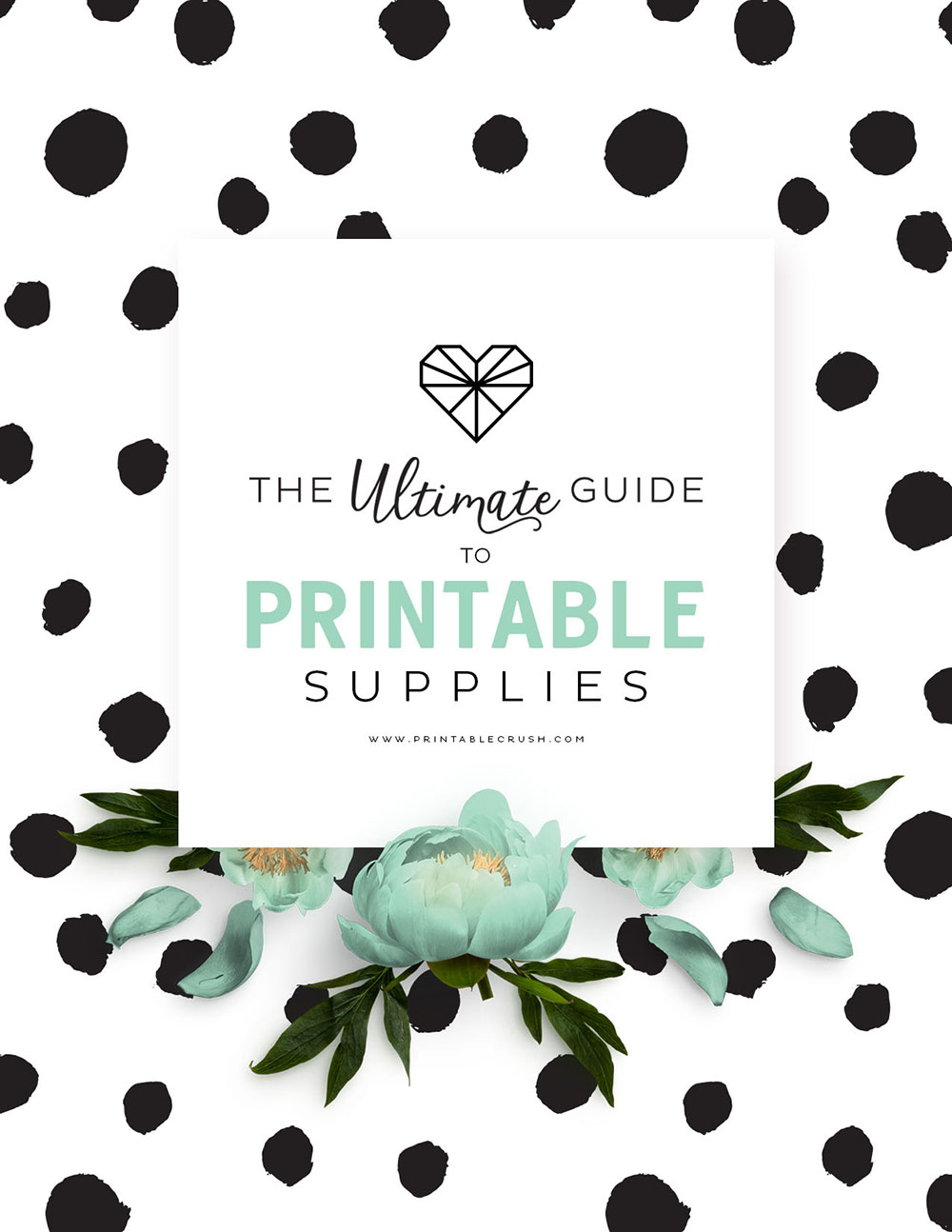 Free Ultimate Guide to Printable Supplies