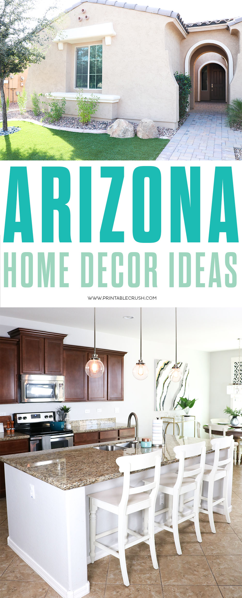 Arizona Home Decor Ideas Printable Crush - Home-decorate-ideas