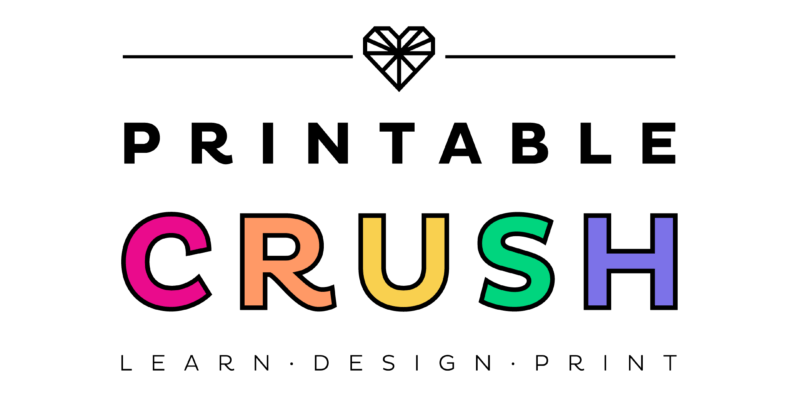 Printable Crush
