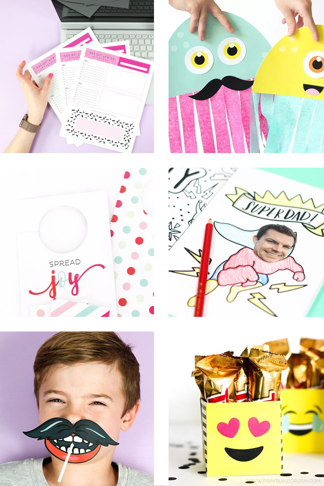 Free Printables for {almost} EVERY Occasion - Printable Crush