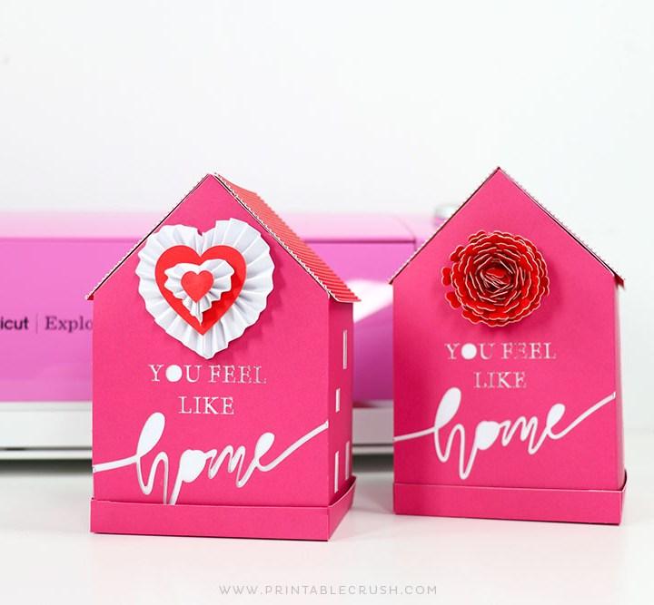 Cricut Valentine's Day Gift Idea