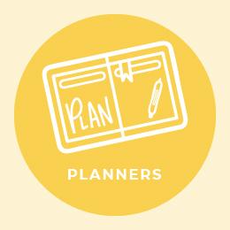 Printable Crush Planners