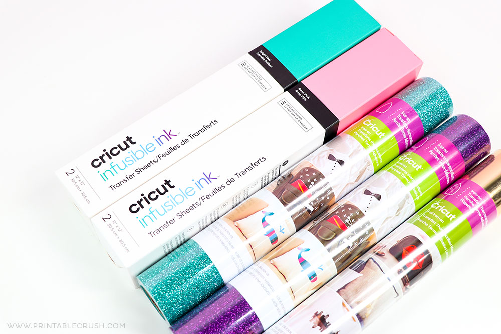 What is the difference between Cricut materials and uses?