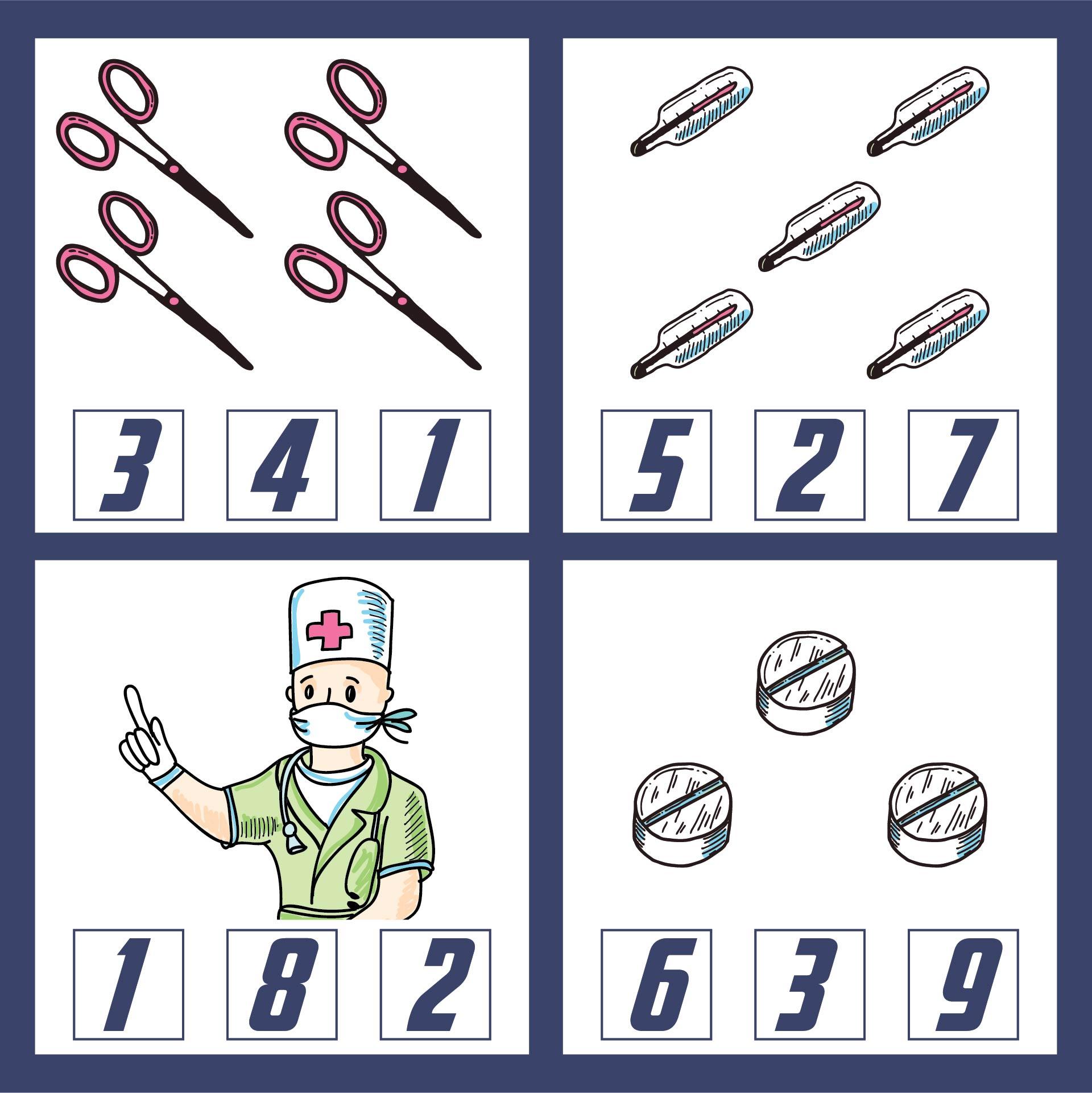 5 Best Doctor Kit Printables For Preschool