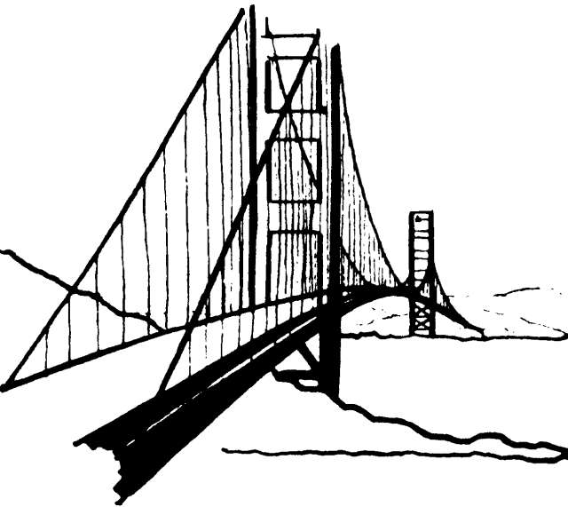 Bridge #16 (Buildings and Architecture) – Printable coloring pages