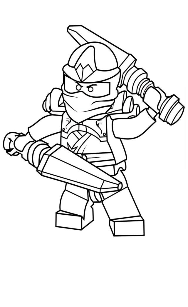Drawing Ninjago #27 (Cartoons) – Printable coloring pages