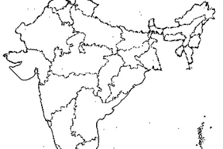 blank india map with state names » 4K Pictures   4K Pictures [Full ...