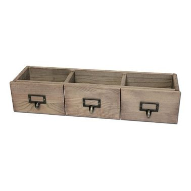 3 Drawer Organizer