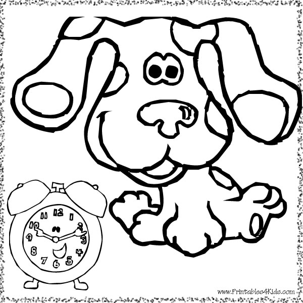 october  2009  free coloring pages