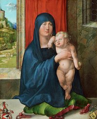 3-madonna-and-child-albrecht-durer