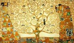 Gustav Klimt The Tree Of Life