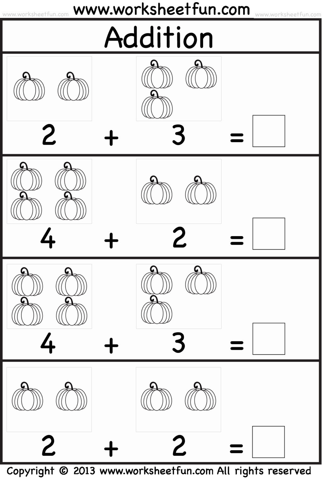 Free Printable Preschool Matching Worksheets