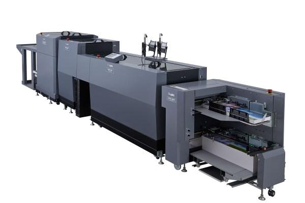 Duplo 600i Digital Booklet System