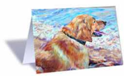Pet Note Cards custom artwork