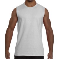 Classic Fit Men's/Unisex Sleeveless T-shirt (Crew Neck)