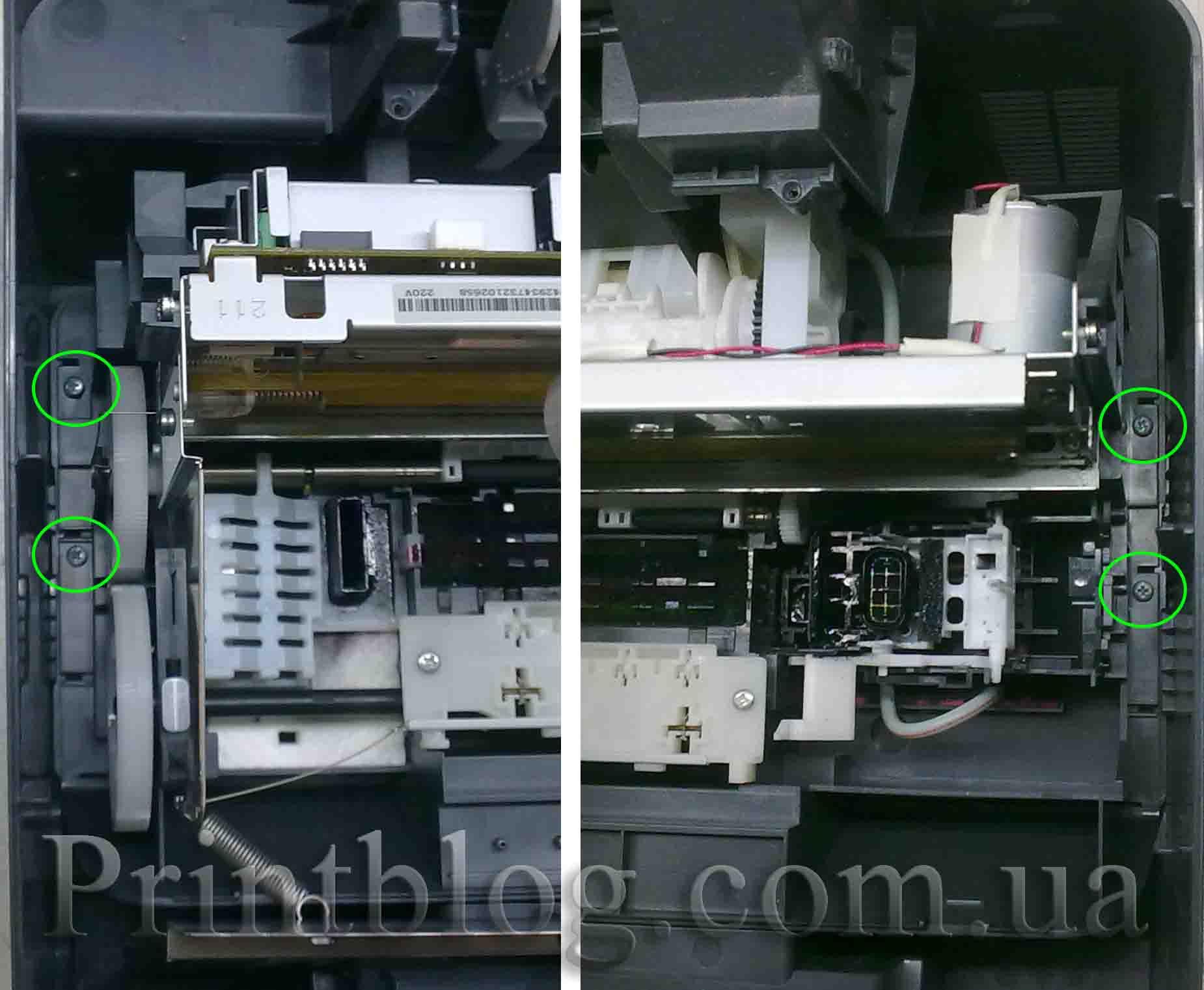 Epson stylus cx4900 инструкция