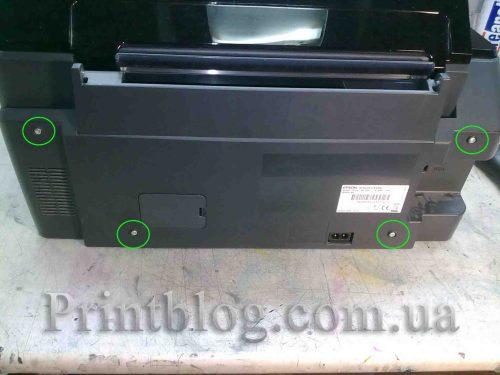 Инструкция по разборке Epson Stylus CX4300
