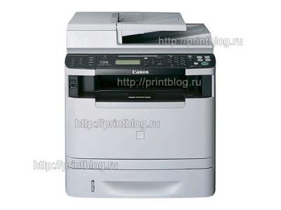 Скачать бесплатно драйвер для принтера Canon i-SENSYS MF5980dw